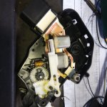 Ремонт замка двери Land Rover